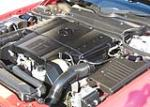 1991 MERCEDES-BENZ 300SL CONVERTIBLE - Engine - 49455