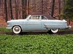 1953 FORD SUNLINER CONVERTIBLE - Side Profile - 49488