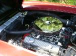 1961 CHEVROLET CORVETTE CONVERTIBLE - Engine - 49496