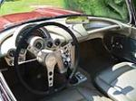 1961 CHEVROLET CORVETTE CONVERTIBLE - Interior - 49496