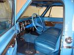 1972 CHEVROLET CHEYENNE SHORT BED PICKUP - Interior - 49533