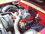 1959 CHEVROLET BEL AIR FI 2 DOOR POST - Engine - 49541