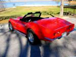 1969 CHEVROLET CORVETTE CONVERTIBLE - Rear 3/4 - 49555