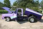 1973 CHEVROLET PICKUP - Side Profile - 49616