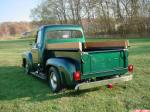 1953 FORD F-100 CUSTOM PICKUP - Rear 3/4 - 49627