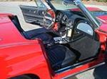 1967 CHEVROLET CORVETTE CONVERTIBLE - Interior - 49628