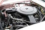 1961 LINCOLN CONTINENTAL 4 DOOR HARDTOP - Engine - 49652