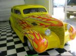 1939 CHEVROLET CUSTOM 2 DOOR - Front 3/4 - 49697