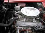 1964 CHEVROLET CORVETTE CONVERTIBLE - Engine - 49744