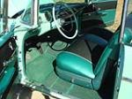 1957 CHEVROLET BEL AIR 2 DOOR HARDTOP - Interior - 49748