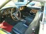 1969 SHELBY GT500 FASTBACK - Interior - 49749