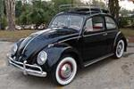 1963 VOLKSWAGEN BEETLE 2 DOOR SEDAN - Front 3/4 - 49765