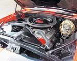 1969 CHEVROLET CAMARO Z/28 RS COUPE - Engine - 49777