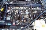 1994 JAGUAR XJS CONVERTIBLE - Engine - 49789
