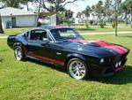 1968 SHELBY GT500 E CUSTOM FASTBACK - Front 3/4 - 49933