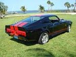 1968 SHELBY GT500 E CUSTOM FASTBACK - Rear 3/4 - 49933