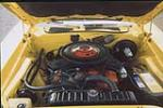 1970 DODGE CHALLENGER 2 DOOR COUPE - Engine - 50029
