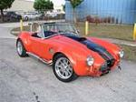 1965 SHELBY COBRA REPLICA ROADSTER - Side Profile - 50041