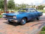 1968 PLYMOUTH ROAD RUNNER 2 DOOR HARDTOP - Front 3/4 - 60523