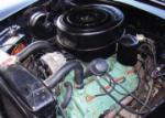 1953 MERCURY MONTEREY 4 DOOR WOODY WAGON - Engine - 60617