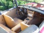1965 AUSTIN-HEALEY 3000 MARK III BJ8 CONVERTIBLE - Interior - 60752
