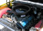 1970 OLDSMOBILE 442 W30 COUPE - Engine - 60802