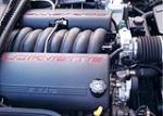 2002 CHEVROLET CORVETTE CUSTOM CONVERTIBLE - Engine - 61023