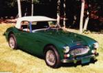 1966 AUSTIN-HEALEY 3000 MARK III BJ8 CONVERTIBLE - Front 3/4 - 61028