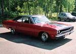 1970 PLYMOUTH ROAD RUNNER 2 DOOR HARDTOP - Front 3/4 - 61063