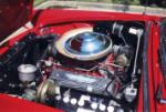 1955 FORD THUNDERBIRD CONVERTIBLE - Engine - 61065