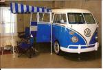 1967 VOLKSWAGEN BUS - Side Profile - 61148
