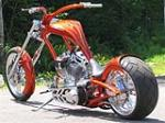 2007 RAGING IRON HKR CUSTOM MOTORCYCLE - 61226