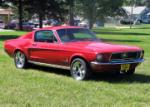 1968 FORD MUSTANG FASTBACK - Front 3/4 - 61235
