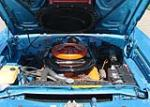 1970 PLYMOUTH ROAD RUNNER CONVERTIBLE - Engine - 61290