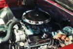 1967 PONTIAC GTO CONVERTIBLE - Engine - 61306