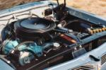 1962 PONTIAC CATALINA 2 DOOR HARDTOP - Engine - 61370