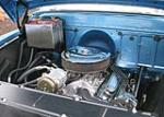 1957 CHEVROLET 3100 CUSTOM 1/2 TON PICKUP - Engine - 61373