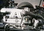 1987 CHEVROLET CORVETTE COUPE - Engine - 61403