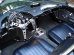1960 CHEVROLET CORVETTE CONVERTIBLE - Interior - 61428