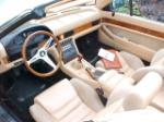 1989 MASERATI BI-TURBO SPIDER - Interior - 61447