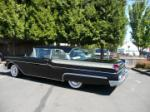 1957 MERCURY MONTEREY 2 DOOR HARDTOP - Rear 3/4 - 61450