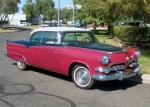 1955 DODGE CUSTOM ROYAL LANCER 2 DOOR HARDTOP - Front 3/4 - 61468