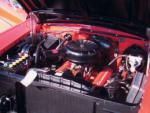 1957 CHEVROLET BEL AIR CONVERTIBLE - Engine - 61491