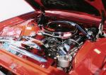 1961 FORD THUNDERBIRD CONVERTIBLE PACE CAR RE-CREATION - Engine - 61537