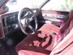 1987 BUICK REGAL LIMITED 2 DOOR COUPE - Interior - 61576