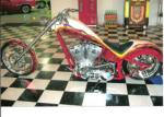 2004 CUSTOM CHOPPER - Side Profile - 61678