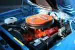 1970 PLYMOUTH ROAD RUNNER 2 DOOR HARDTOP - Engine - 61688