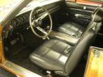 1969 DODGE HEMI CHARGER 500 2 DOOR HARDTOP - Interior - 61793