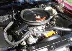 1970 CHEVROLET CHEVELLE 2 DOOR - Engine - 61812