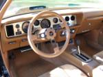 1980 PONTIAC TRANS AM TURBO SPECIAL EDITION - Interior - 61814